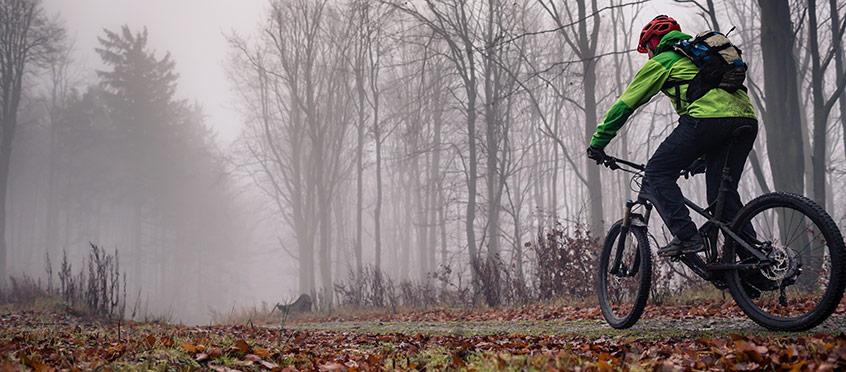 Cykelkläder för kyligare dagar